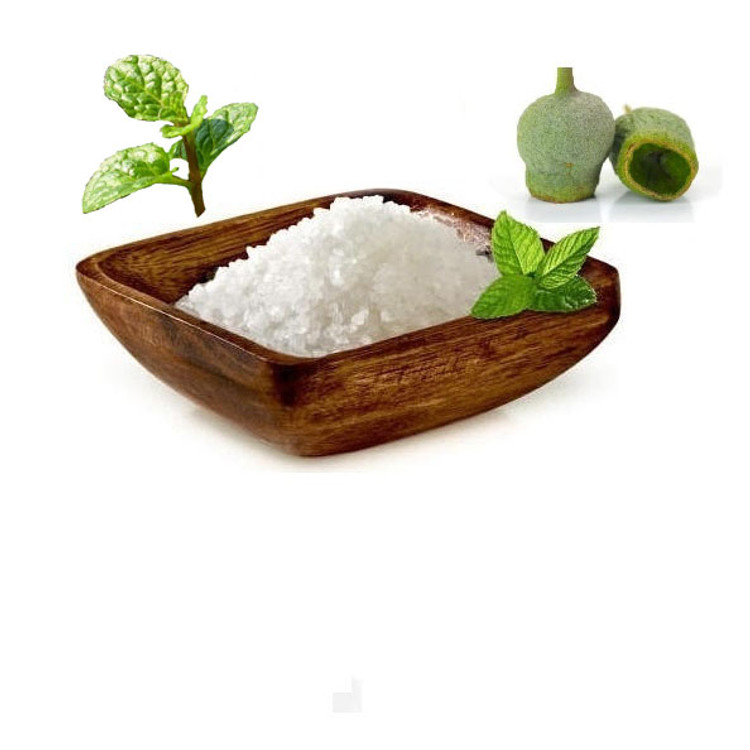 Organic Eucalyptus & Spearmint Bath Salt