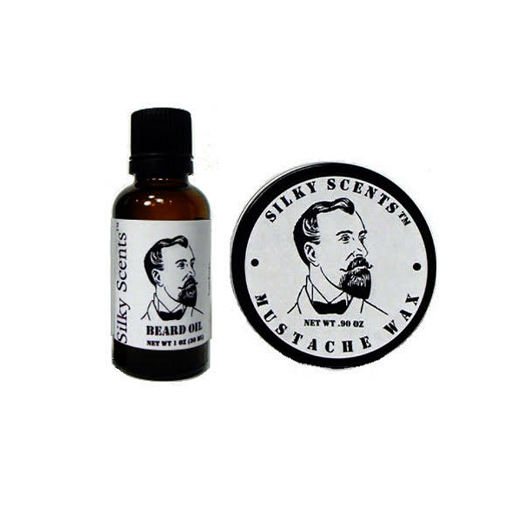 Mustache & Beard Oil Package (Set of 2)
