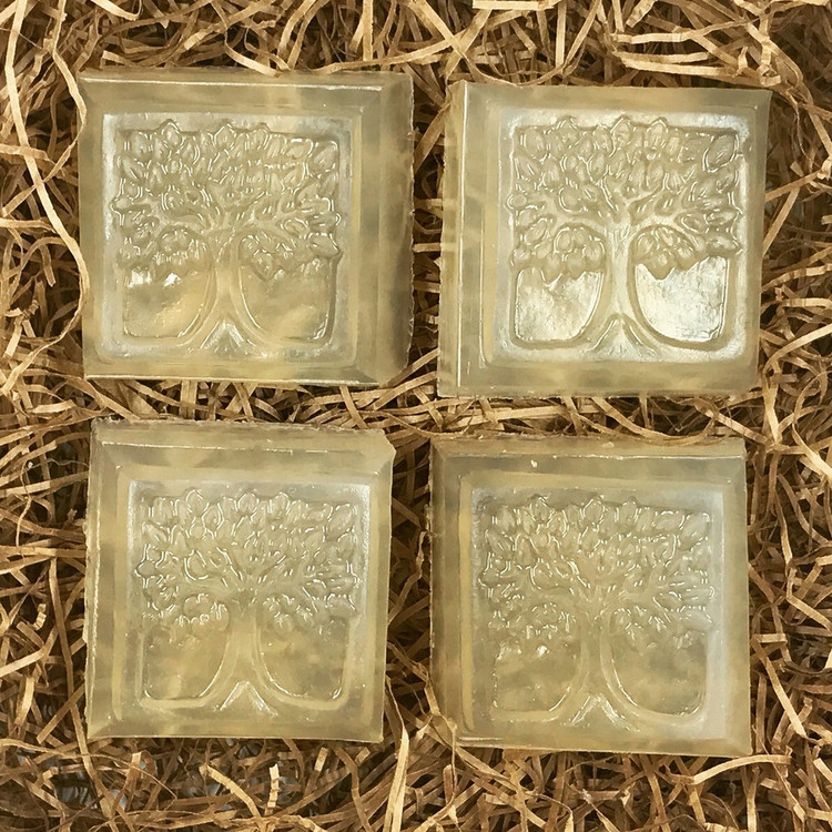 Tree of Life Soap Bar, Guest Size