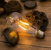 Dimmable Energy Saving Edison LED Light Bulb 6W (ST64)