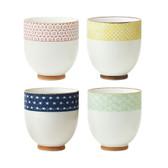 Sashiko Cups
