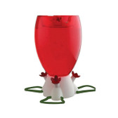 Big Red Hummingbird Feeder