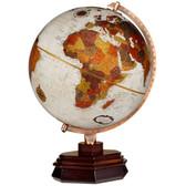 Usonian replogle globe