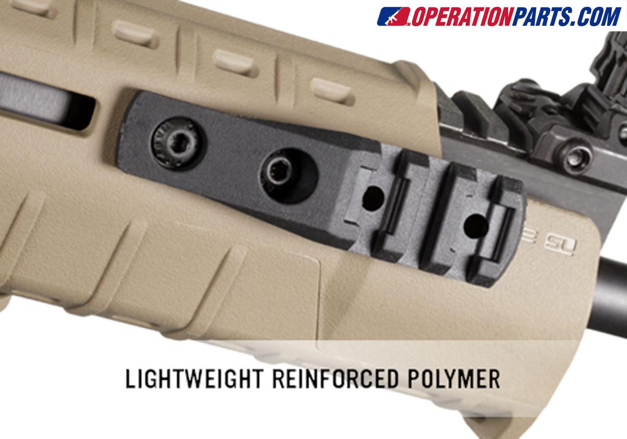 Magpul M Lok Cantilever Rail Light Mount Polymer