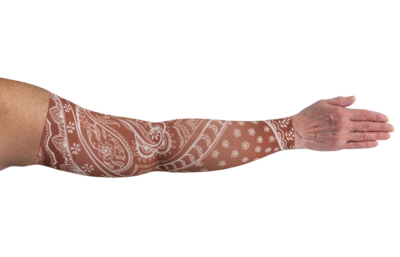 Daisy Dark Arm Sleeve
