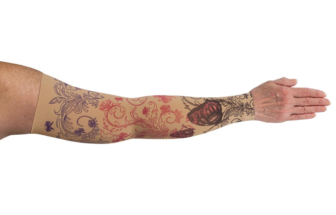 Mariposa Beige Arm Sleeve