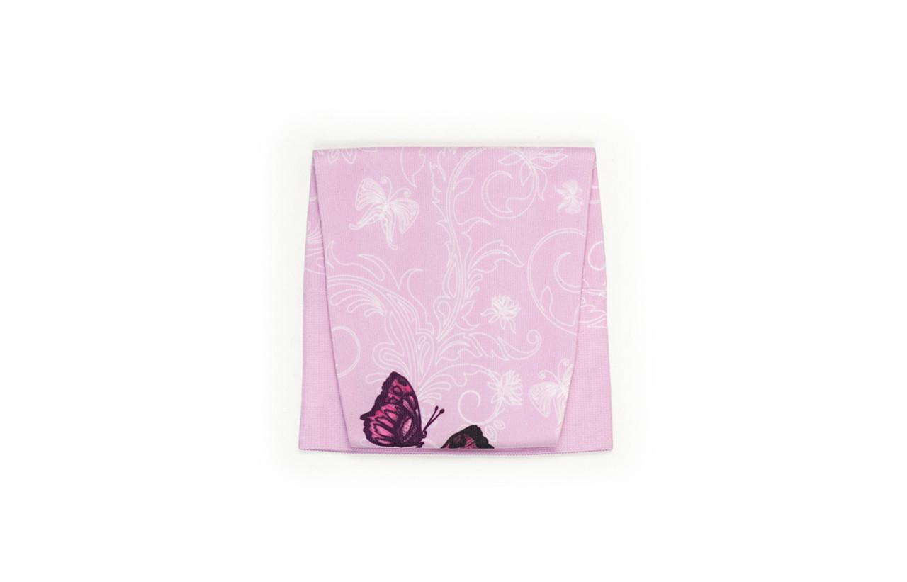 Mariposa Pink Pattern Swatch