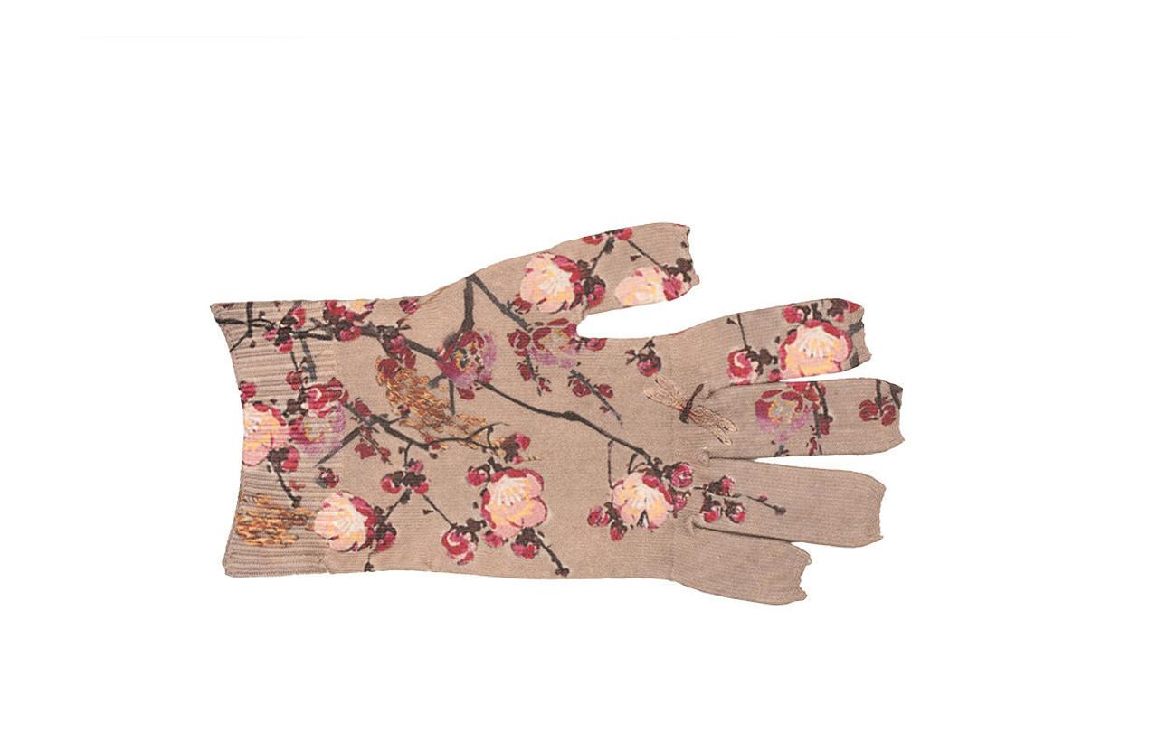 Plum Blossom Glove