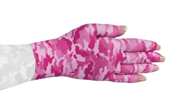 Camouflage Pink Glove