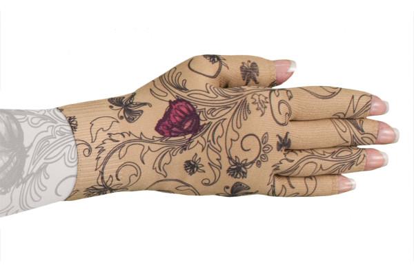 Mariposa Beige Glove