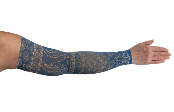 2nd Blue Bandit Arm Sleeve