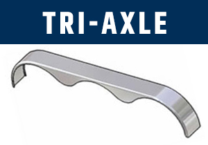 Shop Tri-Axle Trailer Fenders