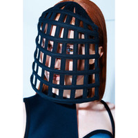 Grid Facemask