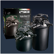 Sicce Green Reset 25 Pressurized Pond Filter w/ 10w UV (Up to 3500 Gallons)