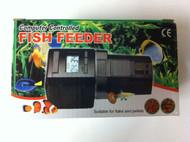 Aquarium Computer Controlled Fish Feeder