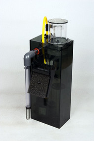 Sea Side Aquatics ES1 Hang On Back Protein Skimmer Black