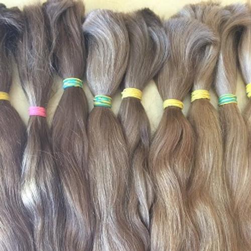 Virgin Russian Hair® Single Drawn Ponytails