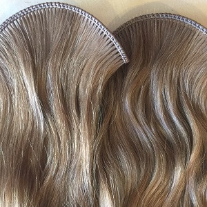 Virgin russian hair hand tied wefts custom made russian hair wefts russian hair extensions hand tied wefts 12 exclusive pmusecretfo Images