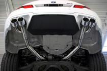 Fabspeed BMW M5 F10 Muffler Bypass Pipes