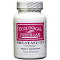 Ecological Formulas Non-Yeast GTF (Chromium) 120 caps
