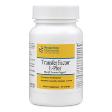 Transfer Factor L-Plus (Formerly LymPlus) 60 gelcaps *SHIPS FREE*