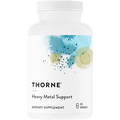 Thorne Research Heavy Metal Support 120 vegcaps