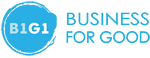 Business for Good logo test