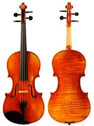 Delgado Signature Violin Outfit
