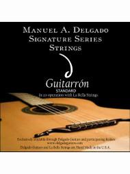 Delgado Guitarrón Signature Strings (Standard Tension)