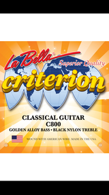 La Bella Criterion 800 Classical Guitar Strings