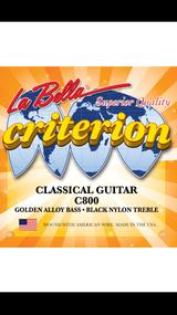 La Bella Criterion 800 Classical Guitar Strings