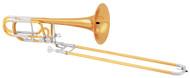 C.G. Conn ProfessionalModel 62HI Bass Trombone