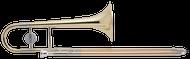 C.G. Conn ProfessionalModel 34H Alto Trombone