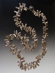 Bronze Biwa Peal Rope