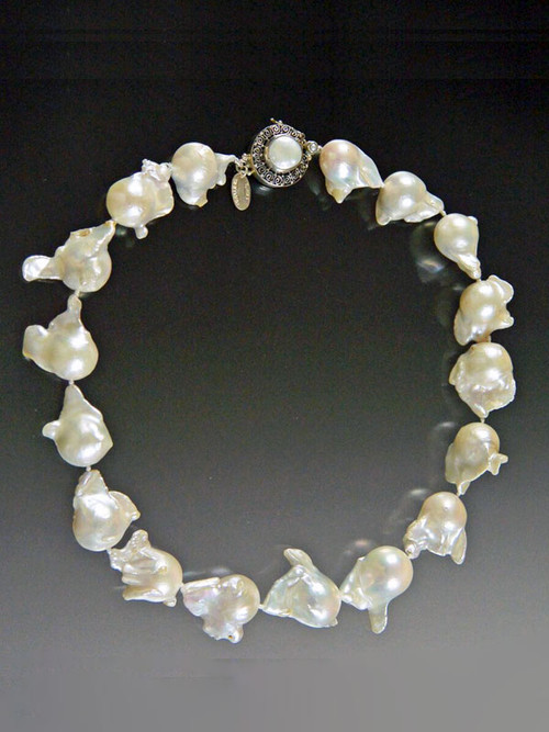 pearls bead baroque gallery lh edison hole the large shop