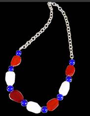Red, White and Blue Rope