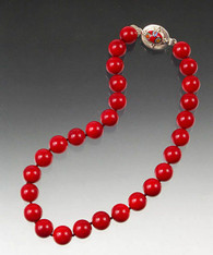 Bowl of Cherries Necklace