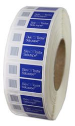S230 - Sebutape Skin Indicator - 2up Label