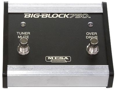 Footswitch - Big Block 750