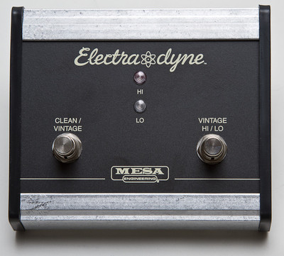 Footswitch - Electra-Dyne