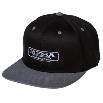 Hat - MESA Engineering - Snapback - Black & Gray