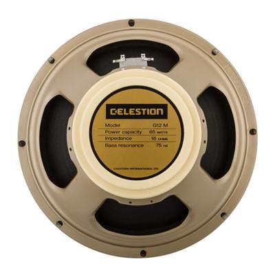 Celestion Creamback G12M 65W 12 Inch 16 Ohm Speaker - Rear - Part # 767428
