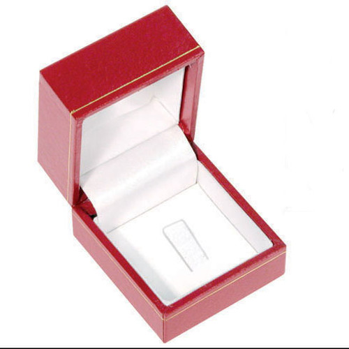 "Classic Style Ring-Clip Box, 1 3/4"" x 2"" x 1 1/2"", Choose from various Color"