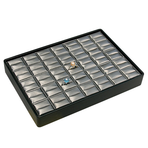"Stackable Ring Tray, 12 1/2"" W x 8 3/4"" D x 1 7/8"" H"