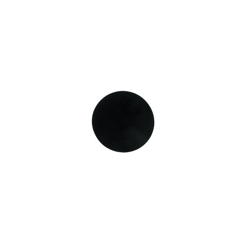 Round Display Pads Velvet-Black, Choose from various size