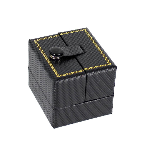 "Premium Earring Box, 2"" x 2 1/8"" x 1 3/4""H, 2 COLOR"