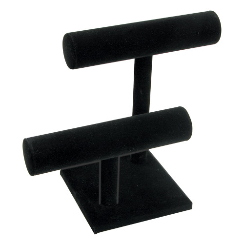 "Double T-Bar, 10 1/2"" x 8 1/4""H, (Choose from various Color)"