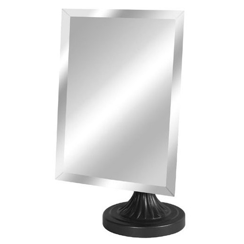 "Countertop Mirror 8 3/4"" x 5 1/2"" x 14 3/4""H"