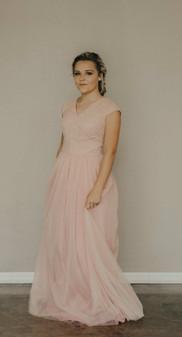 Kayla- Dusty Pink