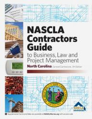 North Carolina General Contractors Edition Contractors Guide to Business, Law and Project Management 7th Edition